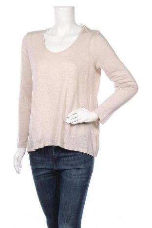Γυναικεία μπλούζα Esprit, Μέγεθος M, Χρώμα  Μπέζ, Λινό, Τιμή 4,77€