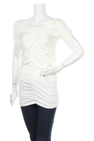 Дамска блуза Even&Odd, Размер L, Цвят Бял, 95% памук, 5% еластан, Цена 31,20лв.