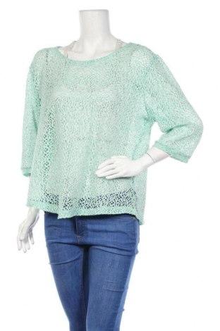 Γυναικεία μπλούζα Kenny S., Μέγεθος L, Χρώμα Πράσινο, Τιμή 8,77€