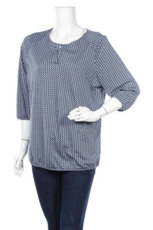 Γυναικεία μπλούζα Olsen, Μέγεθος XL, Χρώμα Πολύχρωμο, Τιμή 5,26€
