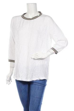 Γυναικεία μπλούζα Up 2 Fashion, Μέγεθος XL, Χρώμα Λευκό, Βισκόζη, Τιμή 20,36€