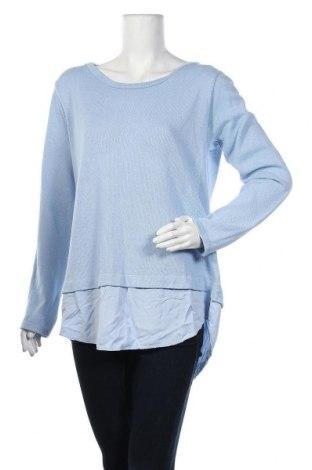 Γυναικεία μπλούζα Vestino, Μέγεθος M, Χρώμα Μπλέ, 70% βαμβάκι, 15% πολυεστέρας, 15% βισκόζη, Τιμή 11,47€