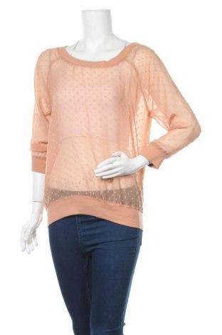 Дамска блуза Xxi, Размер M, Цвят Бежов, Полиестер, Цена 3,00лв.