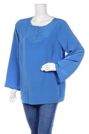 Γυναικεία μπλούζα Zizzi, Μέγεθος XL, Χρώμα Μπλέ, Πολυεστέρας, Τιμή 9,35€