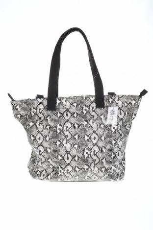 Дамска чанта Reserved, Цвят Черен, Еко кожа, Цена 30,87лв.