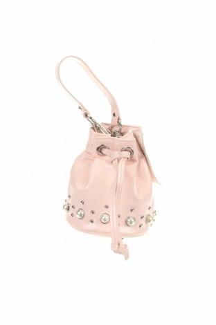 Γυναικεία τσάντα Steve Madden, Χρώμα Ρόζ , Δερματίνη, Τιμή 29,44€