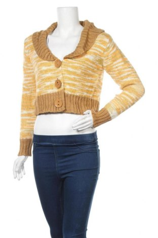 Γυναικεία ζακέτα, Μέγεθος M, Χρώμα Κίτρινο, Τιμή 3,59€