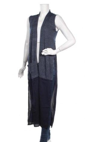 Γυναικεία ζακέτα French Connection, Μέγεθος XL, Χρώμα Μπλέ, Βαμβάκι, Τιμή 11,04€