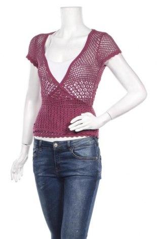 Γυναικεία ζακέτα S.Oliver, Μέγεθος S, Χρώμα Ρόζ , 50% βαμβάκι, 50%ακρυλικό, Τιμή 4,77€