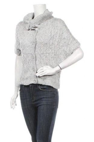 Γυναικεία ζακέτα Smart Set, Μέγεθος M, Χρώμα Γκρί, 60% πολυεστέρας, 20%ακρυλικό, 15% βισκόζη, 5% μαλλί, Τιμή 5,46€