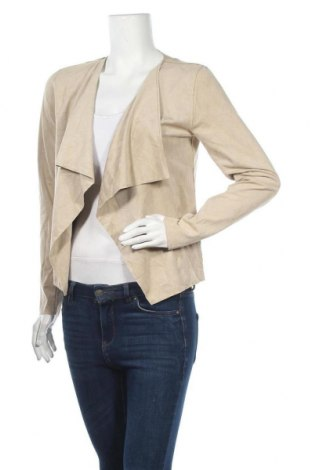 Γυναικεία ζακέτα Soya Concept, Μέγεθος S, Χρώμα  Μπέζ, 95% πολυεστέρας, 5% ελαστάνη, Τιμή 5,23€