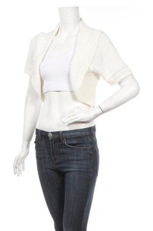 Γυναικεία ζακέτα Soya Concept, Μέγεθος M, Χρώμα Λευκό, 73%ακρυλικό, 27% πολυαμίδη, Τιμή 5,00€