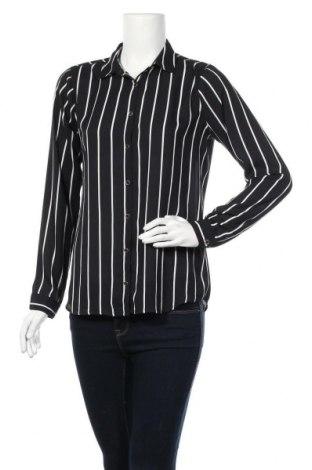 Дамска риза, Размер S, Цвят Черен, Цена 23,10лв.