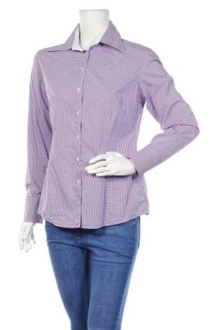 Γυναικείο πουκάμισο Van Laack, Μέγεθος M, Χρώμα Βιολετί, 72% βαμβάκι, 25% πολυαμίδη, 3% ελαστάνη, Τιμή 7,09€