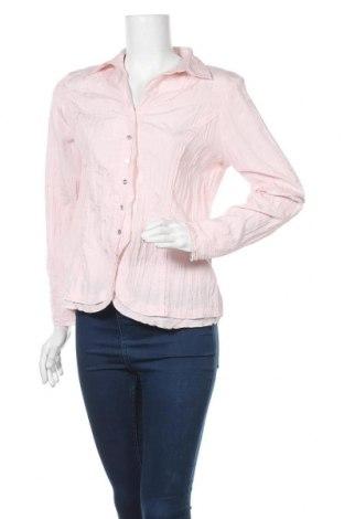 Дамска риза Canda, Размер M, Цвят Розов, 100% полиестер, Цена 4,73лв.