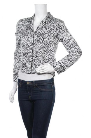 Γυναικείο πουκάμισο Dynamite, Μέγεθος S, Χρώμα Λευκό, Πολυεστέρας, Τιμή 2,92€
