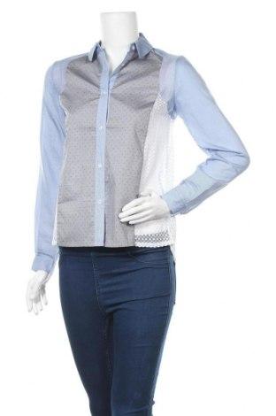 Дамска риза French Connection, Размер XS, Цвят Многоцветен, Модал, полиамид, памук, Цена 28,56лв.