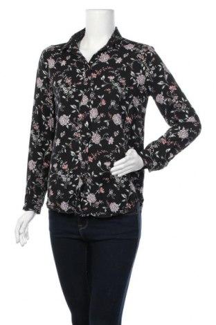 Дамска риза H&M Divided, Размер S, Цвят Многоцветен, Вискоза, Цена 9,82лв.
