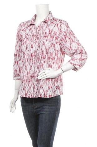 Дамска риза Michele Boyard, Размер L, Цвят Многоцветен, 55% полиестер, 45% памук, Цена 15,96лв.