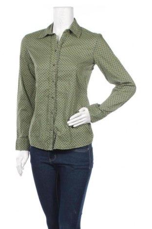 Дамска риза S.Oliver, Размер XS, Цвят Зелен, Цена 7,56лв.