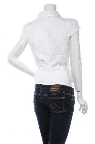 Дамска риза Scarlet Jones, Размер S, Цвят Бял, Цена 20,80лв.