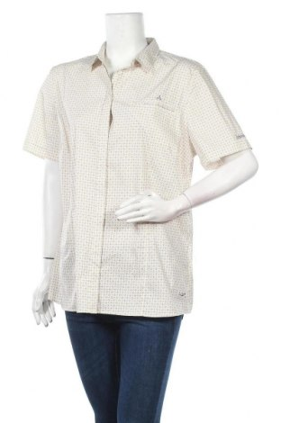 Дамска риза Schoffel, Размер XL, Цвят Многоцветен, 79% памук, 16% полиамид, 5% еластан, Цена 57,85лв.