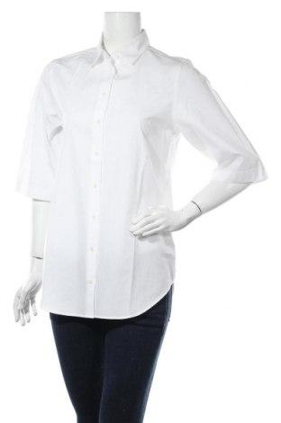 Γυναικείο πουκάμισο Van Laack, Μέγεθος XS, Χρώμα Λευκό, Βαμβάκι, Τιμή 27,60€
