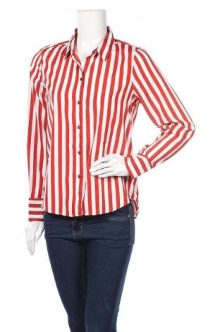 Дамска риза Vero Moda, Размер M, Цвят Оранжев, 100% полиестер, Цена 10,40лв.