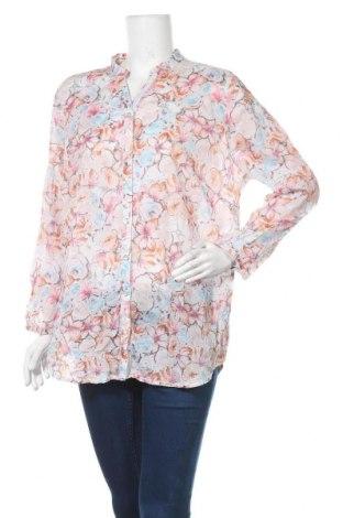 Γυναικείο πουκάμισο Walbusch, Μέγεθος XL, Χρώμα Πολύχρωμο, Βαμβάκι, Τιμή 8,64€