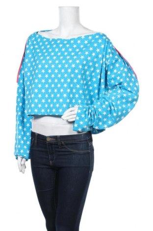 Дамска спортна блуза Zumba, Размер XXL, Цвят Многоцветен, Цена 21,42лв.