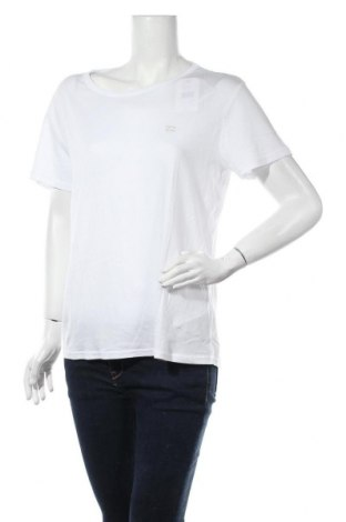 Дамска тениска Billabong, Размер L, Цвят Бял, 50% памук, 50% модал, Цена 31,85лв.