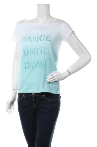 Дамска тениска Even&Odd, Размер S, Цвят Бял, Памук, Цена 14,00лв.