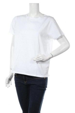Дамска тениска French Connection, Размер M, Цвят Бял, Памук, Цена 44,85лв.