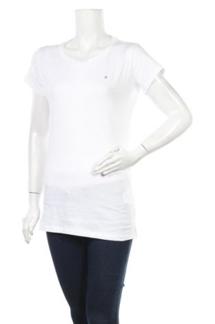 Дамска тениска Replay, Размер XL, Цвят Бял, Памук, Цена 55,20лв.