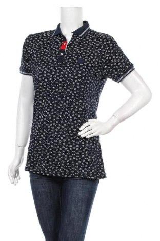 Дамска тениска Sir Raymond Tailor, Размер XXL, Цвят Син, 92% памук, 8% еластан, Цена 61,62лв.
