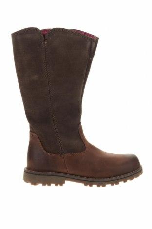 Παιδικά παπούτσια Timberland, Μέγεθος 31, Χρώμα Καφέ, Γνήσιο δέρμα, φυσικό σουέτ, Τιμή 55,36€
