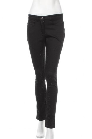 Γυναικείο Τζίν Ashley Brooke, Μέγεθος S, Χρώμα Μαύρο, Τιμή 14,36€
