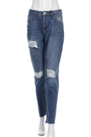 Γυναικείο Τζίν Mango, Μέγεθος M, Χρώμα Μπλέ, Βαμβάκι, Τιμή 15,47€