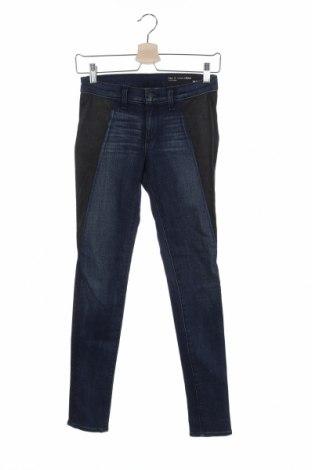 Γυναικείο Τζίν Rag & Bone, Μέγεθος S, Χρώμα Μπλέ, 98% βαμβάκι, 2% πολυουρεθάνης, γνήσιο δέρμα, Τιμή 46,61€