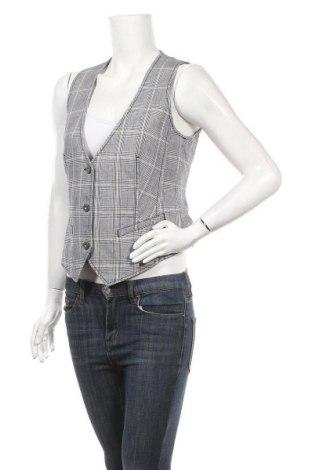 Дамски елек S.Oliver, Размер M, Цвят Многоцветен, 98% памук, 2% еластан, Цена 6,09лв.
