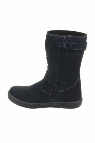 Παιδικά παπούτσια Lamino, Μέγεθος 29, Χρώμα Μπλέ, Φυσικό σουέτ, Τιμή 35,58€
