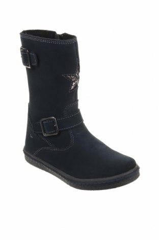 Παιδικά παπούτσια Lamino, Μέγεθος 28, Χρώμα Μπλέ, Φυσικό σουέτ, Τιμή 29,44€