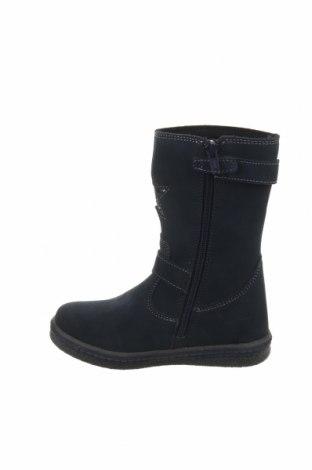 Παιδικά παπούτσια Lamino, Μέγεθος 28, Χρώμα Μπλέ, Φυσικό σουέτ, Τιμή 35,58€