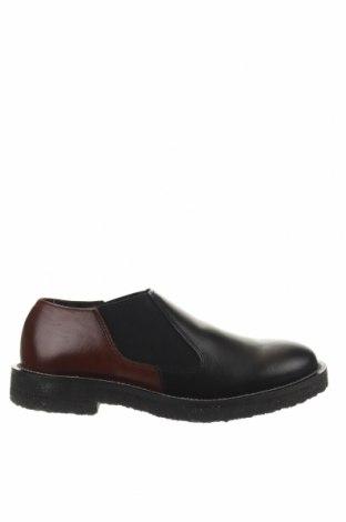 Γυναικεία παπούτσια Wood Wood, Μέγεθος 38, Χρώμα Καφέ, Γνήσιο δέρμα, Τιμή 84,11€