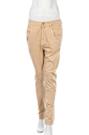Dámské kalhoty  Diesel, Velikost M, Barva Béžová, Bavlna, Cena  693,00Kč