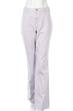 Γυναικείο παντελόνι Escada Sport, Μέγεθος XL, Χρώμα Βιολετί, 95% βαμβάκι, 5% ελαστάνη, Τιμή 47,54€