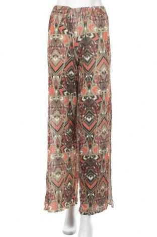 Дамски панталон F**k, Размер S, Цвят Многоцветен, 95% полиестер, 5% еластан, Цена 62,30лв.