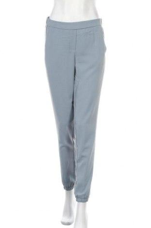 Дамски панталон Kaffe, Размер S, Цвят Сив, Полиестер, Цена 31,24лв.