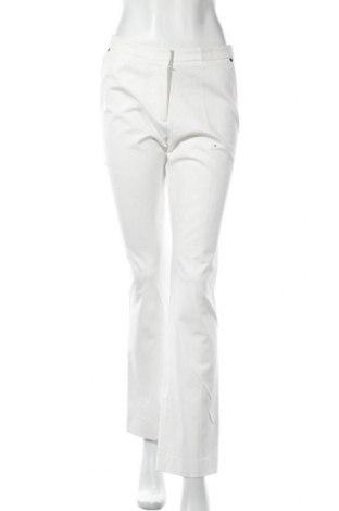 Γυναικείο παντελόνι Lauren Vidal, Μέγεθος S, Χρώμα Λευκό, 95% βαμβάκι, 5% ελαστάνη, Τιμή 9,22€