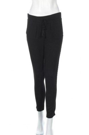 Γυναικείο παντελόνι Le Temps Des Cerises, Μέγεθος S, Χρώμα Μαύρο, Πολυεστέρας, Τιμή 8,95€